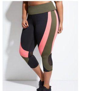 Lane Bryant Livi Active Leggings Plus Size 14/16